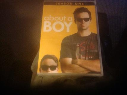 DVD- ABOUT A BOY. SEASON ONE