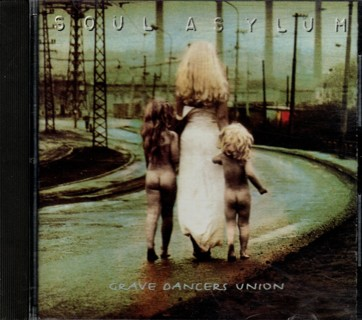 Grave Dancers Union - CD by Soul Asylum