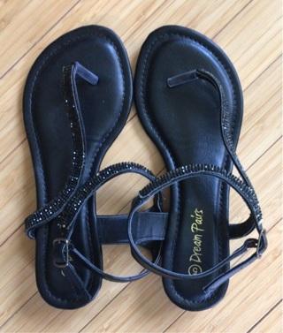 Sz 5 Bling Sandals