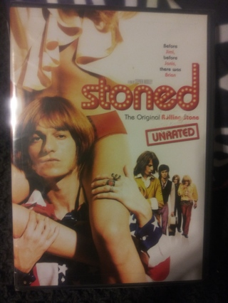 STONED DVD FACTORY SEALED