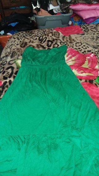 Women strapless dress by Rue21 eize S/P