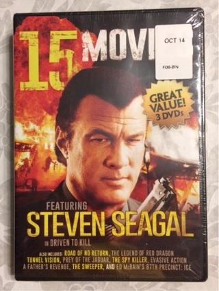 Steven Seagal & Chuck Norris Movies