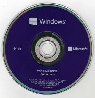 Windows 10 Pro Full Version 64 Bit New