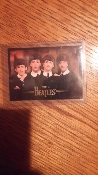 the beatles card no 85