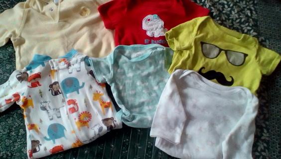 Infant Size (Newborn) Clothing: GUC