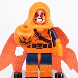 New Hobgoblin Minifigure Building Toy Custom Lego