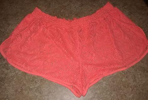 Plus Size OP Bathing Suit Cover Shorts size XL (15/17)