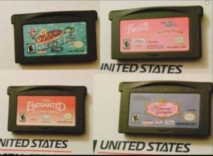 Nintendo Gameboy Advance SP Games Lot FREE SHIPPING