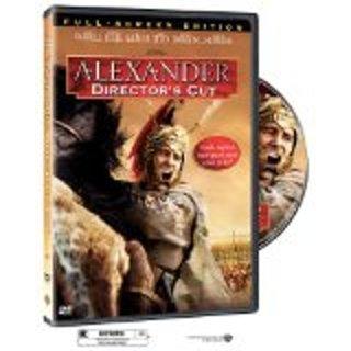 Alexander directors cut dvd fullscreen
