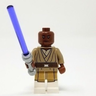 New Mace Windu Minifigure Building Toys Custom Lego