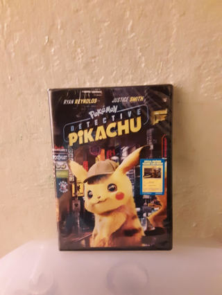 NEW POKEMON DETECTIVE PIKACHU MOVIE