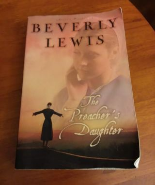 Annie's People: The Preacher's Daughter by Beverly Lewis 2005 Paperback