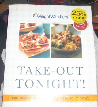 Weight Watchers: Take-Out Tonight!