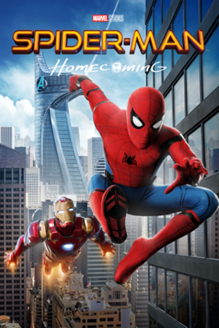 Spider-Man: Homecoming HD MA Digital Code