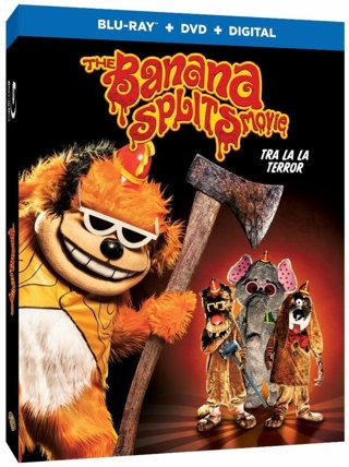 The Banana Splits Movie (Digital HD Download Code Only) *Horror* *Halloween*