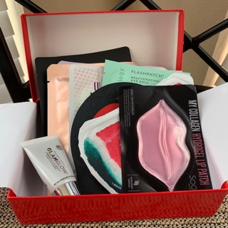 """❃ """"It's All About The Masks"""" Beauty Box ❣ ❃"""