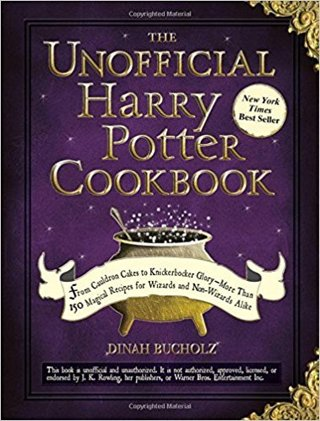 1 Harry Potter Cookbook From Cauldron Cakes to Knickerbocker Glory FREE SHIPPING