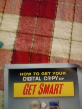 Get Smart VUDU Code