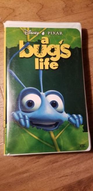 Bugs life vhs