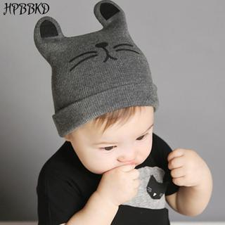 HPBBKD 0-12months Baby Hat Cotton Beanie Cap Toddler Infant Baby Girls and Boys Knitted Hats Kids