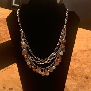 Multilayered Fashion Necklace