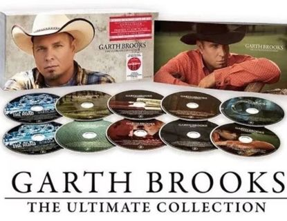Garth Brooks CD The Ultimate Collections 10-Disc Box Set BRAND NEW