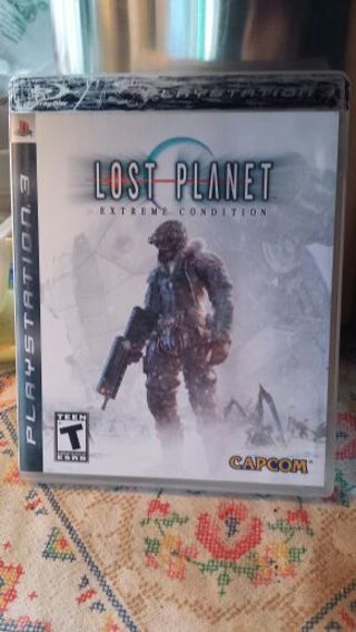 Lost Planet Extreme Conditions PS3 (See photos)