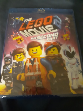 The Lego Movie 2 HD CODE ONLY