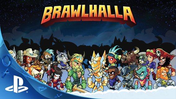 Free: Brawlhalla [beta key]PS4 - Video Game Prepaid Cards