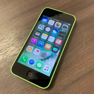 UNLOCKED and in MINT condition iPhone 5c Relist