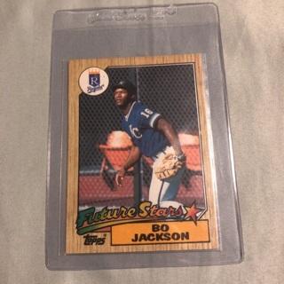 Bo Jackson #170 Topps 1987