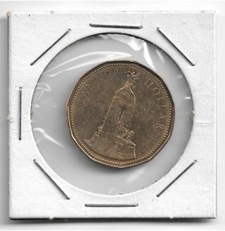1994 Canadian Commemorative Loonie - Dollar