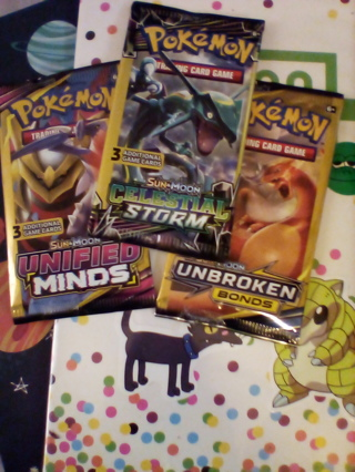 BNIP Sealed Pokemon cards
