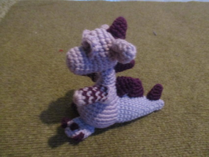 Purple Dragon. New. Made by Me
