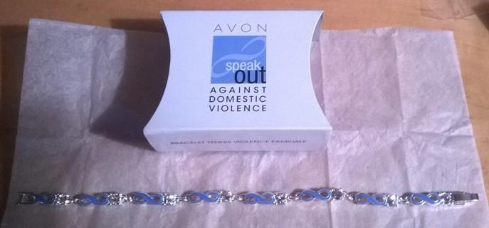 Avon Empowerment Tennis Bracelet ~ Free Shipping