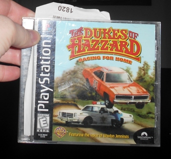Play Station Dukes of Hazzard Race for Home