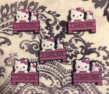 Kawaii Hello Kitty soft cabs