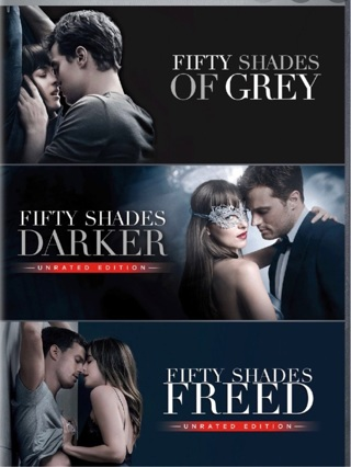 3-Film Bundle Fifty Shades Trilogy (UNRATED) Digital MA Code See Description