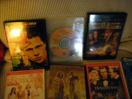 19-DVD'S ALL IN GREAT CONDITION, ALL PLAY GREAT-PLUS THE SOPRANOS