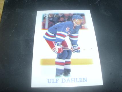 1988 Opee Chee Ulf Dahlen Mini