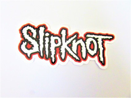 SLIPKNOT- Vinyl Sticker- Helmet/Car/Skateboard/Business/Crafts
