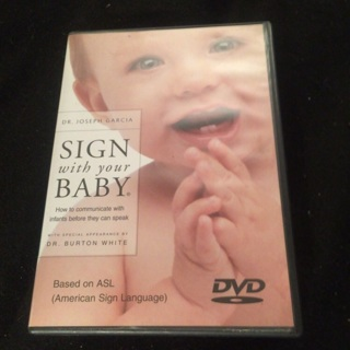 ASL Sign with Your Baby DVD