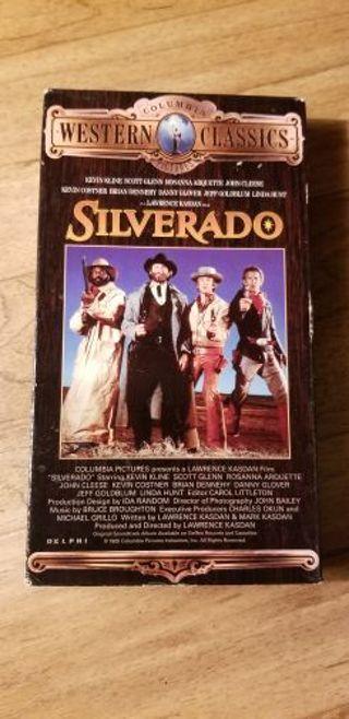 Silverado VHS