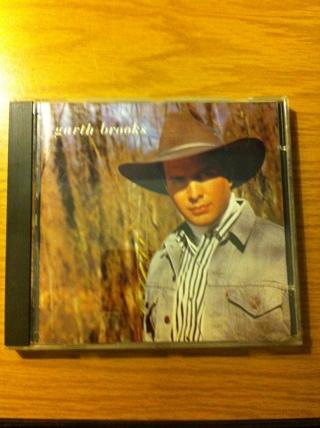 """Garth Brooks """"No Fences"""" CD"""