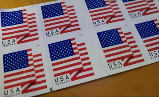 United States Forever Stamps