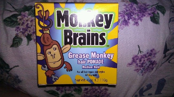 Monkey Brains Grease Hair Pomade