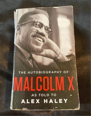 Malcolm X. the autobiography