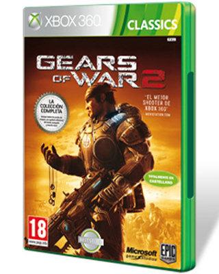 Gears of War 2 full game code