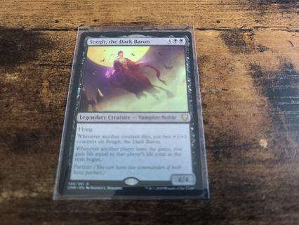 Magic the gathering mtg Sengir the Dark Baron Commander Legends rare card