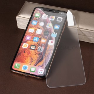NEW Apple iPHONE Xs MAX Clear Screen Protector for cell phone